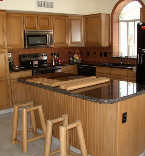 Cabinet Resurfacing and Refinishing