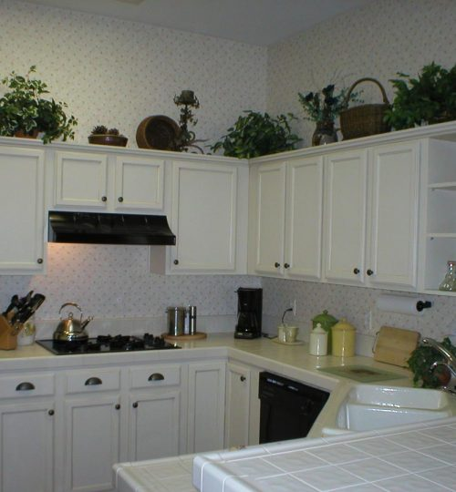 kitchen cabinet refinishing