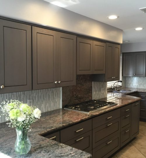 Paradise Valley Cabinet Refinishing